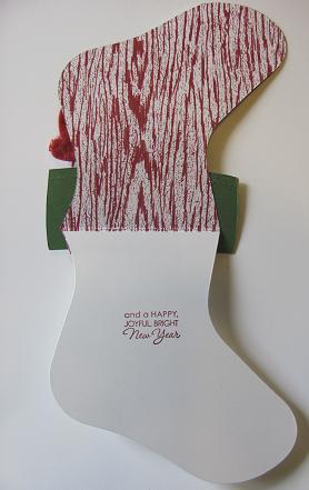 Holiday Stocking Bigz Die 002