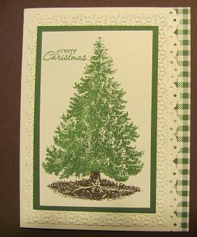 Christmas Lodge tree 002