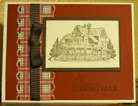 Christmas Lodge 3