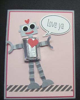 Robot Card 002