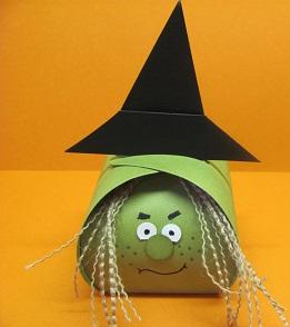 Curvy Keepsake Box Witch 001