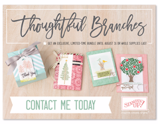 Thoughtful Branches flier