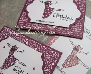 Beautiful You Paper Piecing 2