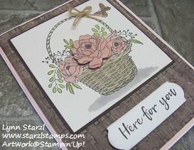 Blossoming Basket PP2