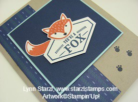 Truly Tailored Fox