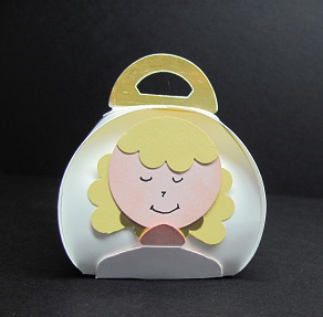 Curvy Keepsake Box Angel 002