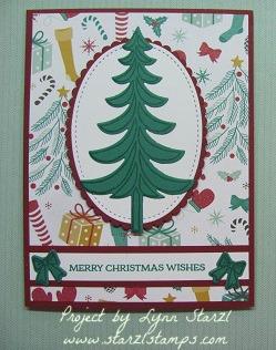 Santa's Sleigh tree 2