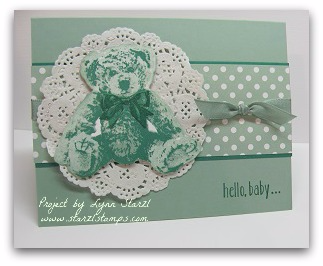 Baby Bear Mint Mac