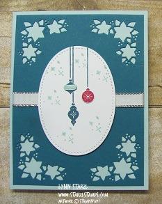 Carols of Christmas Oval