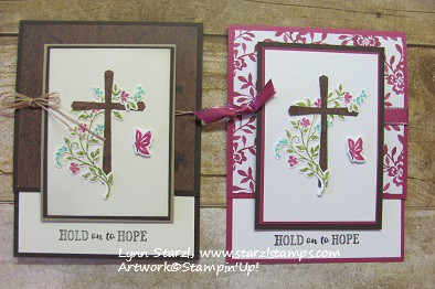 Hold on to Hope two cards