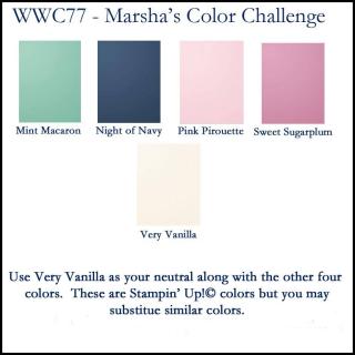 WWC77 - Marsha's Color Challenge (1)