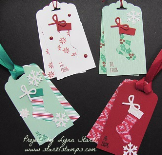 Hang Your Stockings Tags 2