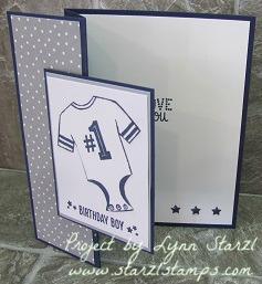 Custom Tee Baby card