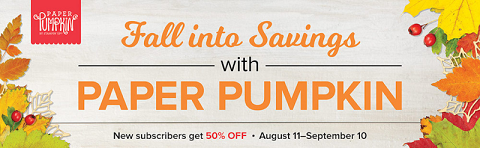 Fall into Savings PP