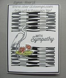 Lilypad Lake Sympathy