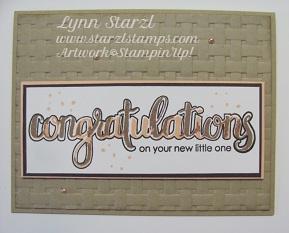 Amazing Congratulations Baby
