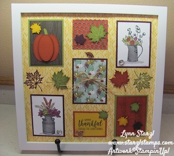 Country Home Autumn Sampler