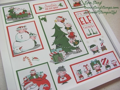 Christmas Sampler Elves
