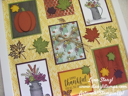 Country Home Autumn Sampler 2