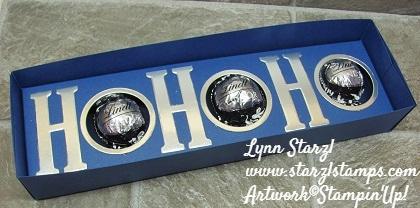 Ho Ho Ho Silver Box