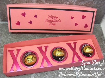 Valentine Box inside