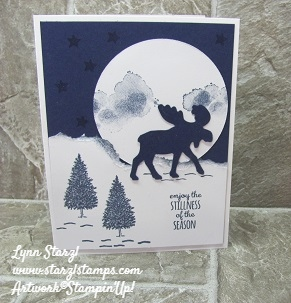 Merry Moose Moon