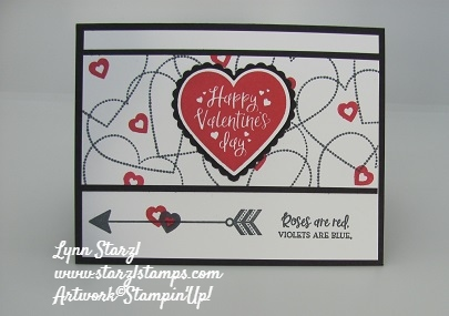 Heartfelt Bundle arrow 2 hearts