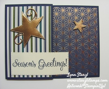 So Many Stars Gift Card front