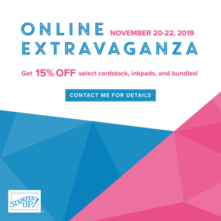 Online Extravaganza shareable