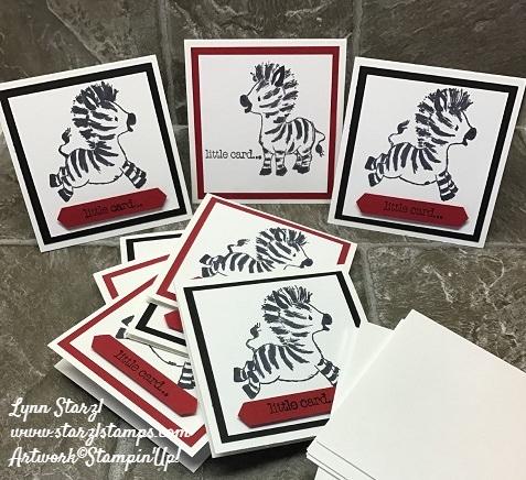 Zany Zebras 3
