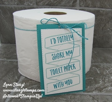 Share my toilet paper