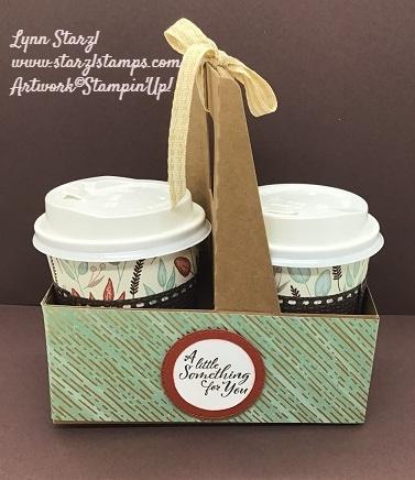 Mini Coffee Carrier