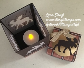 Moose box open