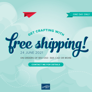 Free shipping shareable